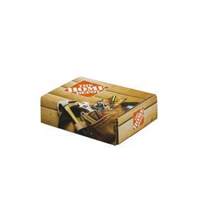 """6.75"""" X 5"""" X 2"""" E-Flute Tuck Box"""