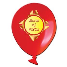 PTC105 Full Color Balloon Coaster