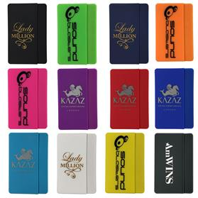 Silicone Smart Wallet - Side Wallet