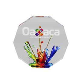 Acrylic Award 20 square inches