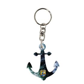Acrylic Key Chain - Up to 6 sq. inches