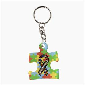 Acrylic Key Chain - Up to 2 sq. inches