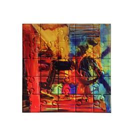 "10"" x 10"" Acrylic Jigsaw Puzzle"