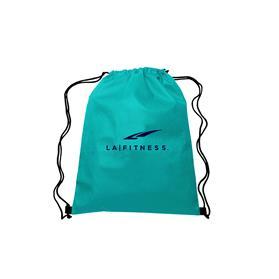 "13""w x 16.5""h Drawstring Non-Woven Bag"