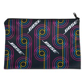 """9""""w x 6""""h Sublimated Zippered Pouch"""