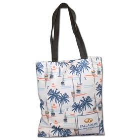 """13.5""""w x 16""""h Sublimated Tote Bag"""