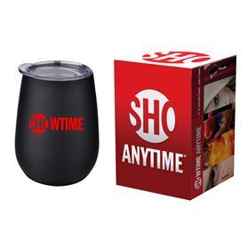 10 oz Stemless Wine Glass Economy Gift Box Set