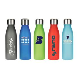 24oz. Tritan Bottle With Stainless Steel Cap