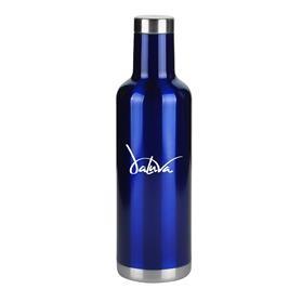 25.3 oz/750 ML Stainless Steel Wine Bottle