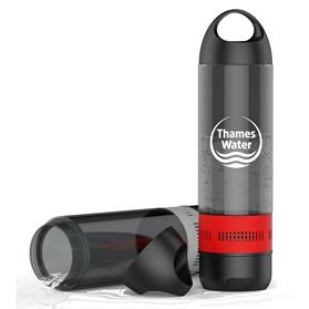 "17oz Tritan ""BlueTUNES™"" Speaker Bottle"