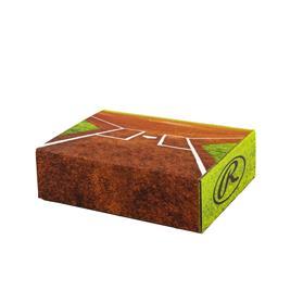 "13.5"" x 10"" x 4"" 4CP Full Bleed E-Flute Tuck Box"