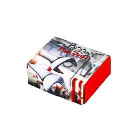 "5"" X 4"" X 2"" 4CP Full Bleed E-Flute Tuck Box"