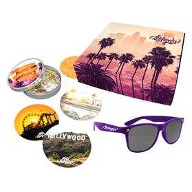 Destination Location Los Angeles Gift Set