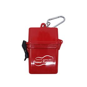 Water Resistant Adventurer First Aid Kit With Carabiner
