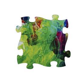 "3.75"" x 3.75"" Acrylic Jigsaw Puzzle"