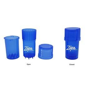 Plastic Grinder + Storage Container