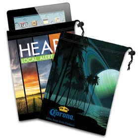 Ipad Mini/Tablet Microfiber Cloth Pouch