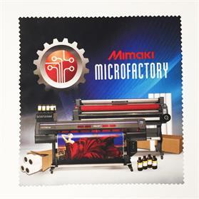 "6"" x 6"" Zig-Zag Edge Microfiber Cloth"