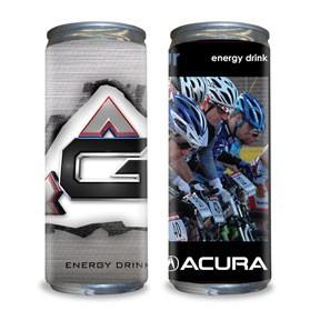 Sugar Free 12 oz Energy Drink