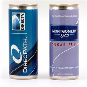 Sugar Free 12 oz Energy Drink