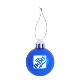 Shatterproof Christmas Ornament