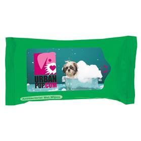 Pet Wipes In Pouch