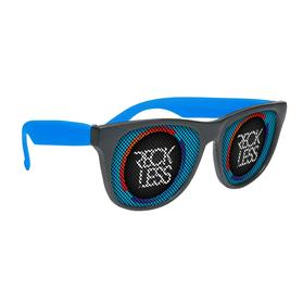 LensTek Sunglasses (Black Frame)