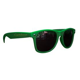 Matte Soft Rubberized Finish Miami Sunglasses