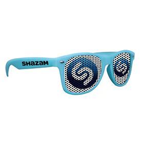 LensTek Matte Soft Rubberized Finish Miami Sunglasses