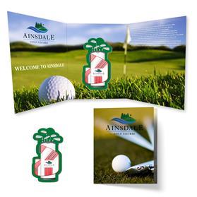 Tek Booklet 2 with Golf Bag Magnet