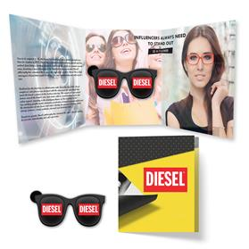Tek Booklet 2 with Sunglasses Magnet
