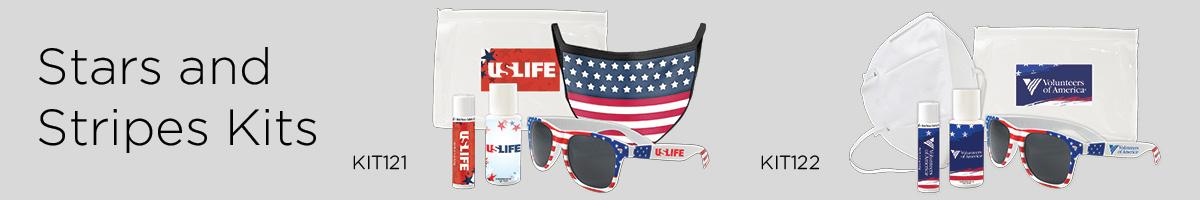 Stars and Stripes Kits